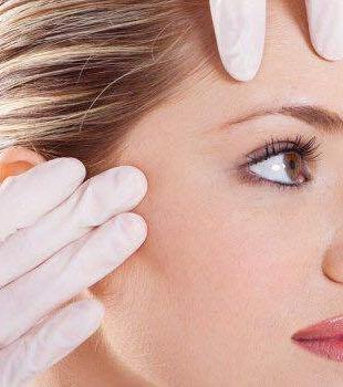Procedimento de lifting facial através fio de sustentação