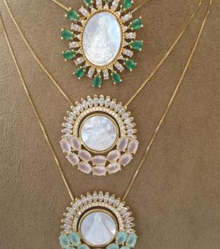 As semi jóias