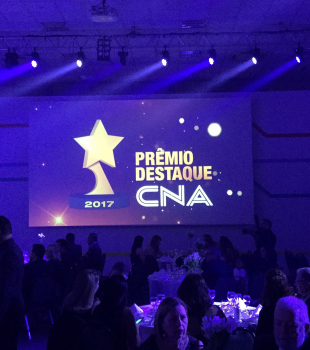 Prêmio Destaque CNA 2017