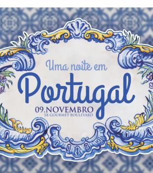 Uma noite em Portugal