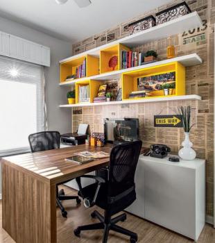 Ideias inteligentes para um Home Office
