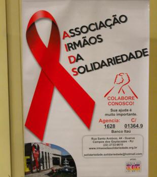 Dia mundial da Prevenção a AIDS