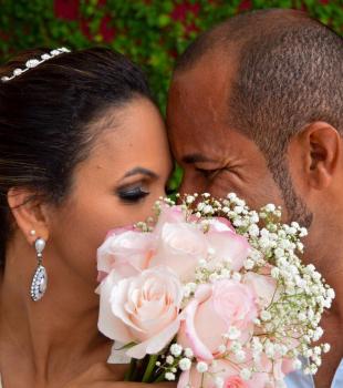 Casamento de Sandro Bento e Priscila Machado