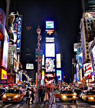 Viajando para Nova York com a Katour