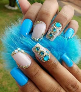 As unhas decoradas que são tendência