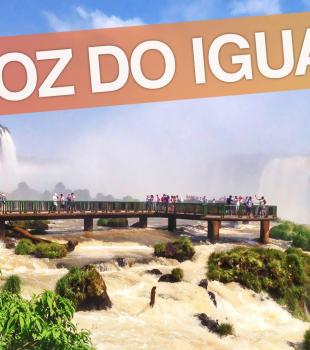 Viajando para o Foz do Iguaçu com a Katour