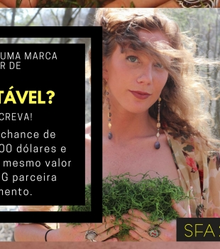 Concurso Sustainable Fashion Awards 2018