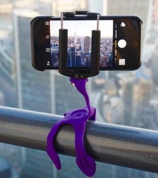 Acessórios para tirar fotos sozinhas