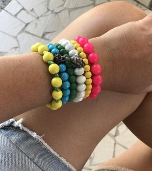 Pulseirismo: use o seu mix de pulseiras