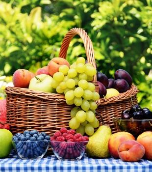 7 frutas excelentes para a saúde
