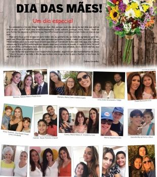 Entrevista da semana especial dia das Mães!