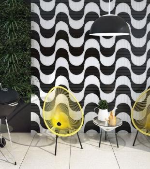 Preto e branco na decoração: ambientes para inspiração
