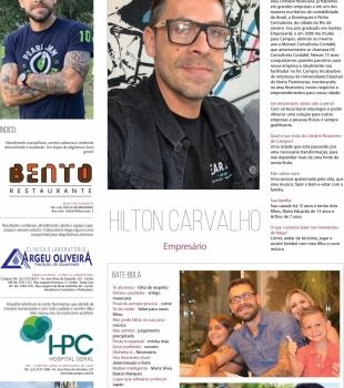 Entrevista da semana na Folha Estilo